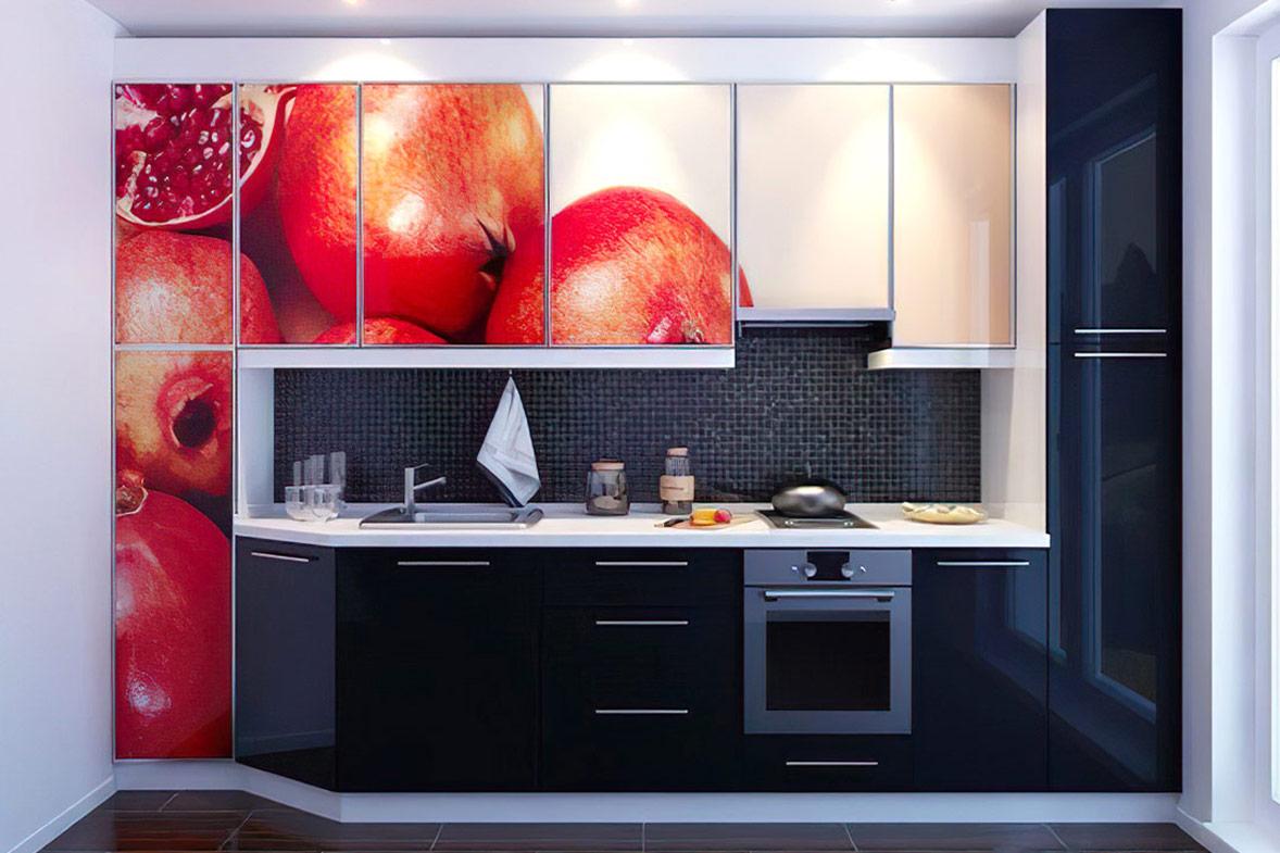 Ψηφιακή εκτύπωση σε πορτάκια κουζίνας