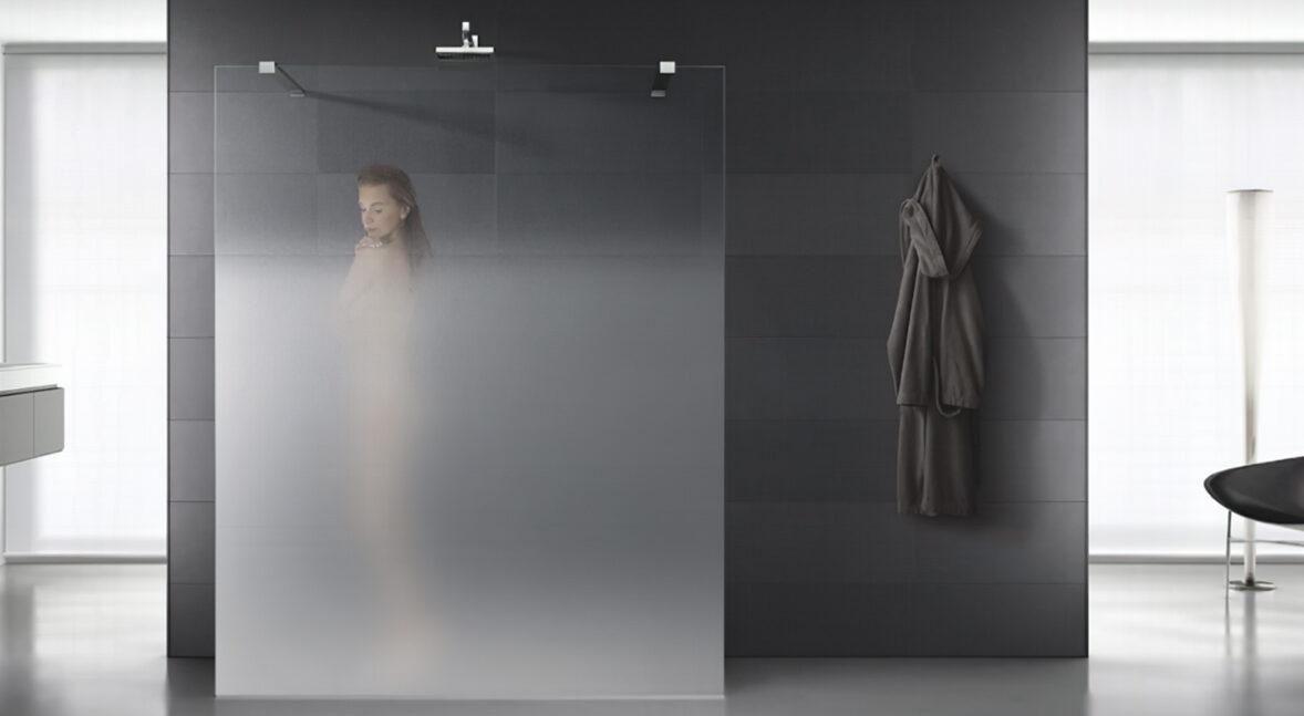 Τζάμι καμπίνας ντουζ