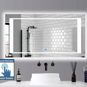 Καθρέπτης μπάνιου κρεμαστός
